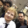Image 10: Ed Sheeran Entourage Billboard Music Awards 2015