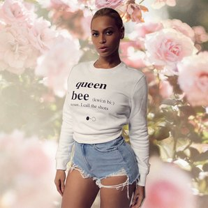 Beyonce Queen Bee jumper
