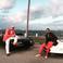 Image 1: Chris Brown Pitbull Fun Video