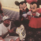 Image 2: Chris Brown Royalty and Disney Land