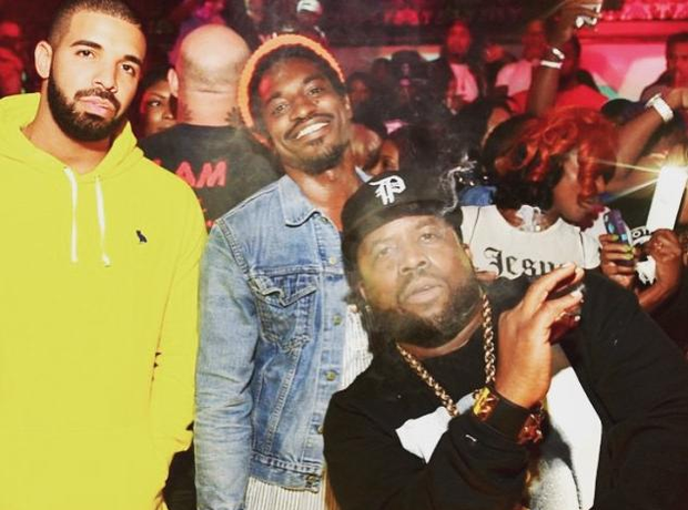 Drake with Outkast