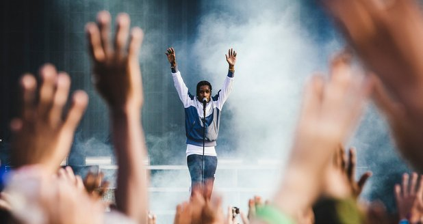 A$AP Rocky Wireless Festival 2015
