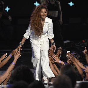 Janet Jackson BET Awards 2015