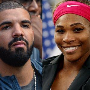Drake Serena Williams