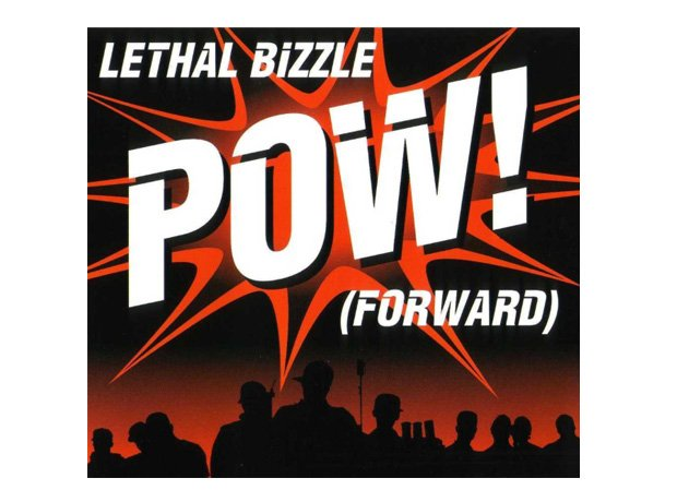 Lethal Bizzle Pow Artwork