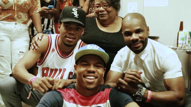 go behind the scenes of chance the rapper s tour in his new family matters video capital xtra. Black Bedroom Furniture Sets. Home Design Ideas