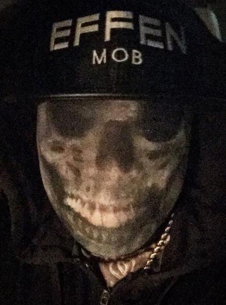 50 Cent Halloween 2015
