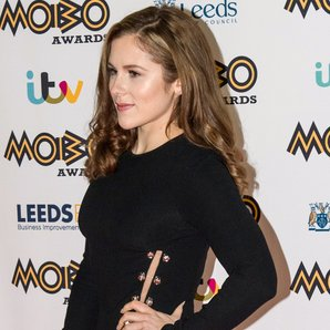 Katy B MOBO Awards 2015