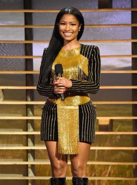 Nicki Minaj A+E Networks 'Shining A Light' Concert