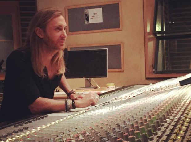David Guetta Instagram