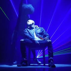 Chris Brown Wrist