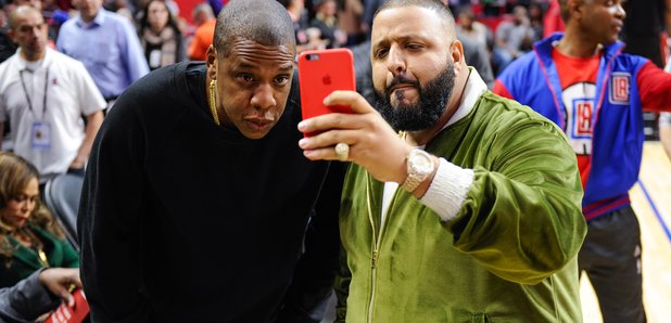 Jay Z and DJ Khaled