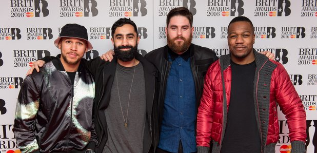 Rudimental BRIT Awards 2016 nominations launch
