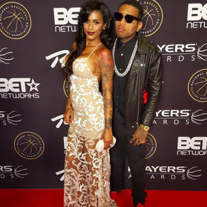 Kid Ink & Fiance