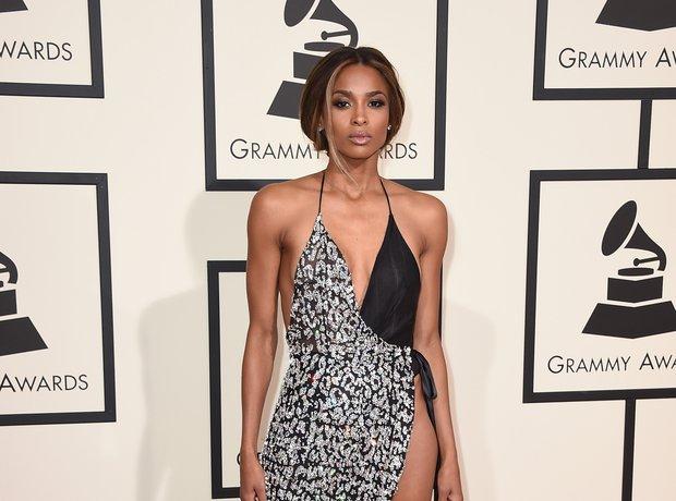 Ciara at the Grammy Awards 2016