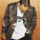 Image 9: Chris Brown with new braided hair