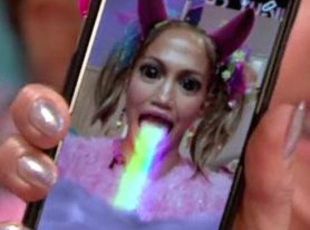Jlo Snapchat