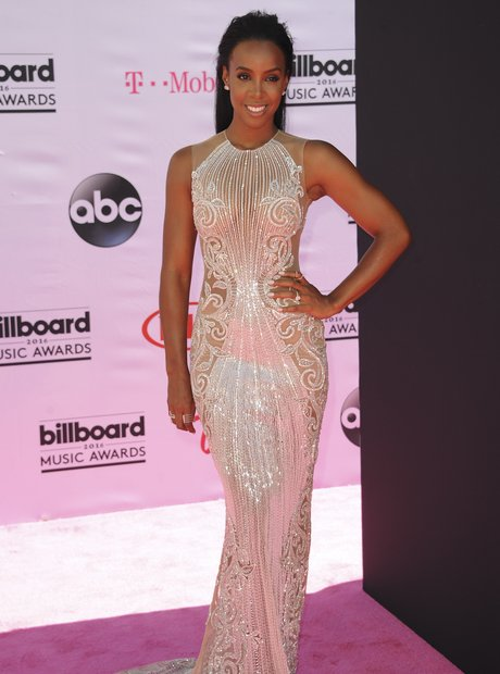 Kelly Rowland on the red carpet