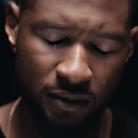 Usher crying