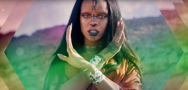 Rihanna Sledgehammer Music Video