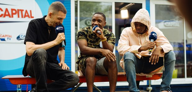Westwood Krept & Konan at Wireless Festival 2016