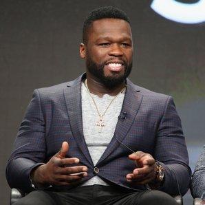 50 Cent sat down