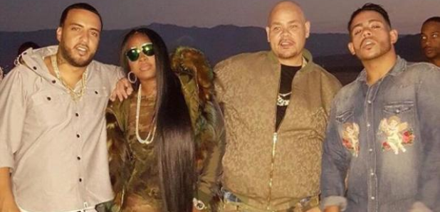 Fat Joe Remy Ma French Montana