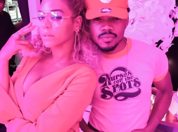 Chance The Rapper Beyonce 35th Birthday Party