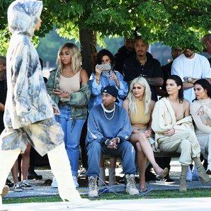 Kanye West's Yeezy Runway NYFW SS17