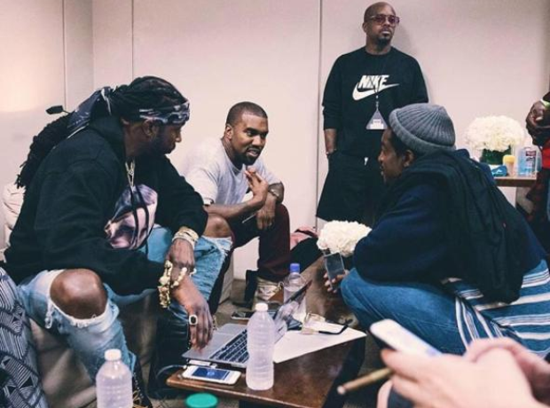 Kanye West 2 Chainz Andre 3000