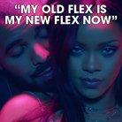 Drake Rihanna square lyrics