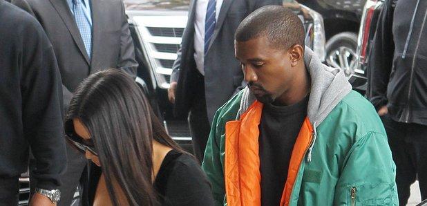 Kim Kardashian West and Kanye West reunited