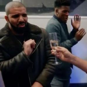 Drake David Blaine Trick