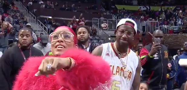 Gucci Mane Proposal