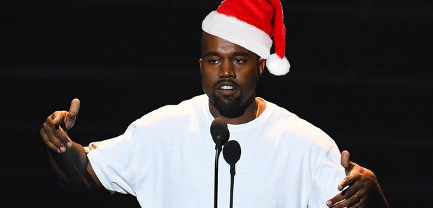 Kanye West Christmas