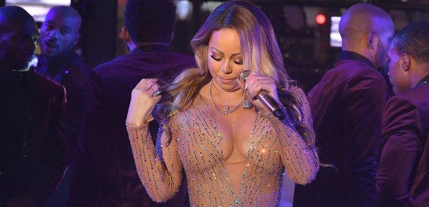 Mariah Carey Hot NYE
