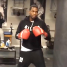 Meek Mill Boxing