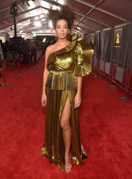 Solange Knowles Grammy Awards 2017