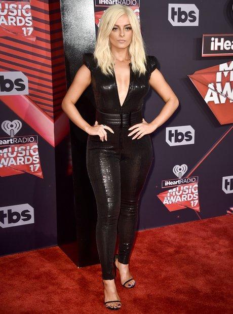 Bebe Rexha at the iHeartRADIO Awards