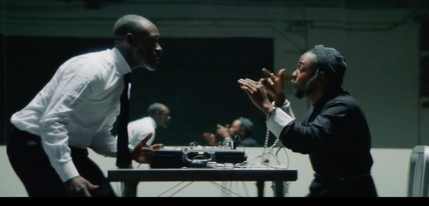 Kendrick Lamar Drops Intense Music Video For 'DNA ...