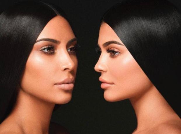Kim Kardashian and Kylie Jenner are launching a joint ... Kim Kardashian Makeup Line