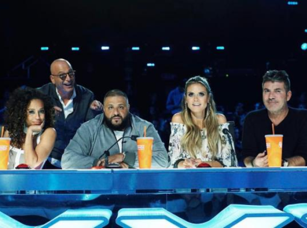 DJ Khaled guest appearance on America's Got Talent