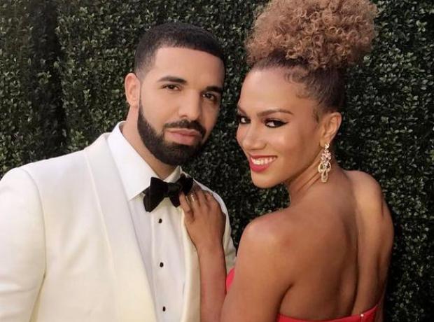 Drake and Ros Gold-Onwude